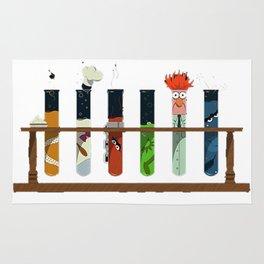 Muppet Science Laboraty Rug