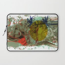 JUST A GIRL Laptop Sleeve