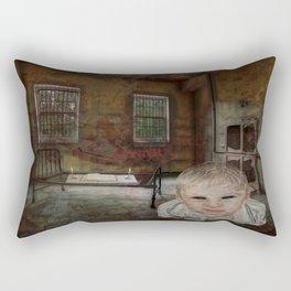Room 13 - The Boy Rectangular Pillow