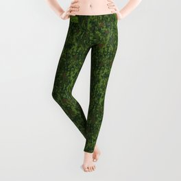 Digital Camouflage Leggings - Type Woodland Canada, by Mision Militar ™ Leggings