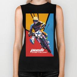 Motocross - Push Over The Limit #2 Biker Tank