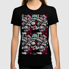 AAAGHHH! PATTERN! T-shirt