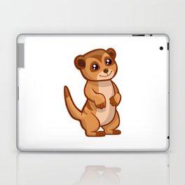 Cute Baby Meerkat Laptop & iPad Skin