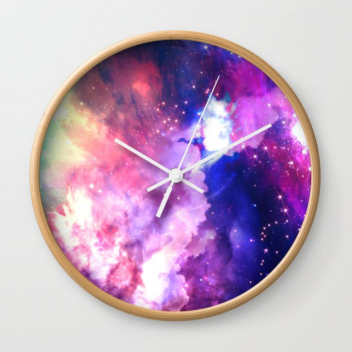 Brouillard Wall Clock