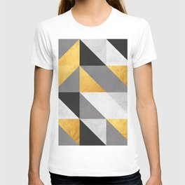 Gold Composition I T-shirt