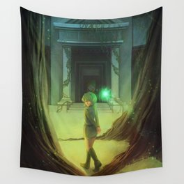 ocarina of time wall tapestries | Society6