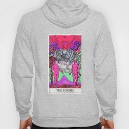 6. The Lovers- Neon Dreams Tarot Hoody