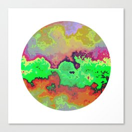 Vivid Planet 00 Canvas Print