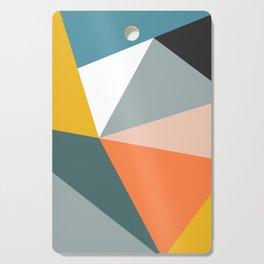 Modern Geometric 33 Cutting Board