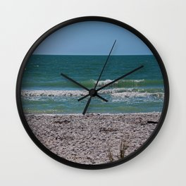 On the Rebound Wall Clock