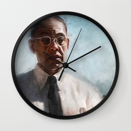 Gus Fring Returns - Better Call Saul Wall Clock