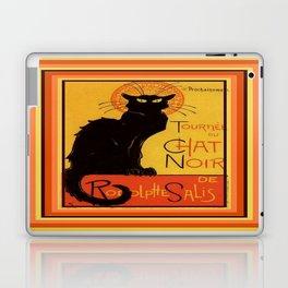 Tournee Du Chat Noir - After Steinlein Laptop & iPad Skin
