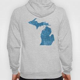 Michigan glitter Hoody