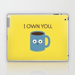 Coffee Talk Laptop & iPad Skin