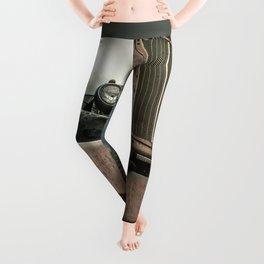 Rusty Warrior Leggings
