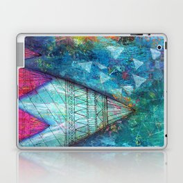 Do Not Fear the Stars Laptop & iPad Skin