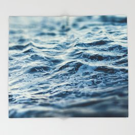 Ocean Magic Throw Blanket