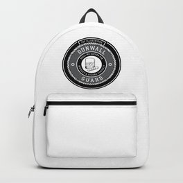 Whiskey & Cigars (Grey) Backpack