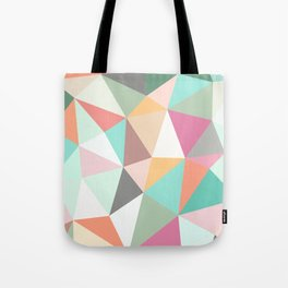 Ice Cream Tris Tote Bag