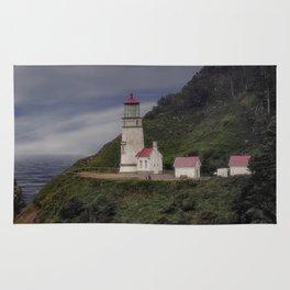 Heceta Head Lighthouse - Oregon Rug