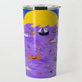 Mar de Trago IV Travel Mug