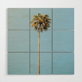 Palm Photography Wood Wall Art