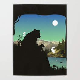 Out For Adventure Poster