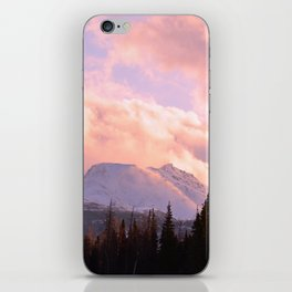 Rose Quartz Turbulence iPhone Skin