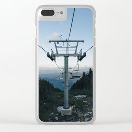 Chairlift Clear iPhone Case