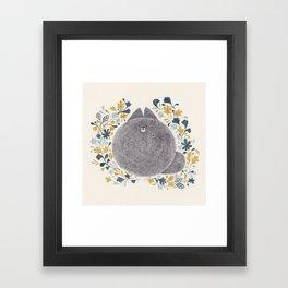 Ron ron Framed Art Print