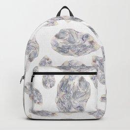 Diamond Birthstone Watercolor Illustration Backpack