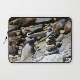 Balance Stones Laptop Sleeve