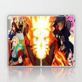 shinobi world war Laptop & iPad Skin