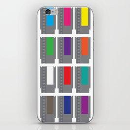 8-BIT Cartridges iPhone Skin