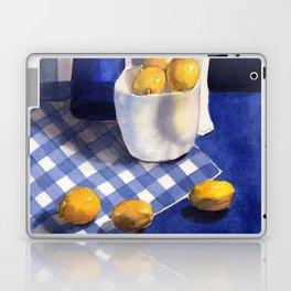 Still Life with Lemons Laptop & iPad Skin
