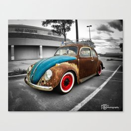 Punch Buggy  Canvas Print