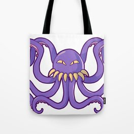 Don't Tease The Octopus, Kids Tote Bag
