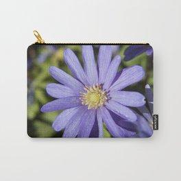 European Daisy Photography Print Carry-All Pouch