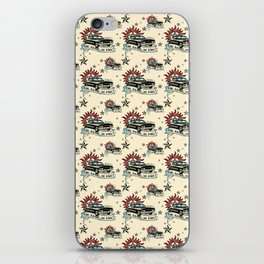 The Road So Far Vintage iPhone Skin