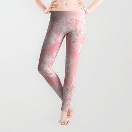 Marshmallow Lace Leggings