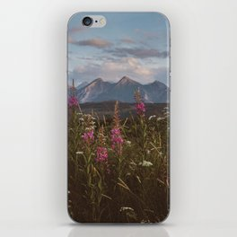 Mountain vibes - Landscape and Nature Photography iPhone Skin