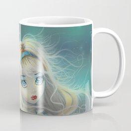 Alice in Wonderland Fantasy Art Coffee Mug