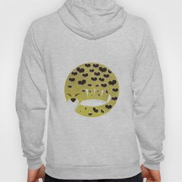 Leopard changing his spots Hoody