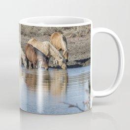Bachelor Band at the Waterhole Coffee Mug