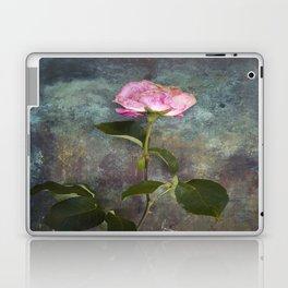 Single Wilted Rose Laptop & iPad Skin