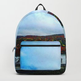 """""""Thayer Gate, West Point"""" Backpack"""
