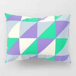 Colourful Pattern Pillow Sham