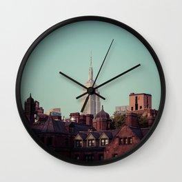Empire - NYC Wall Clock