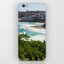 Sydney Coastline iPhone Skin