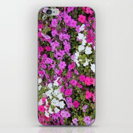Cali Flora iPhone Skin